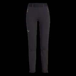 Kalhoty Salewa Pedroc SW/DST W Black