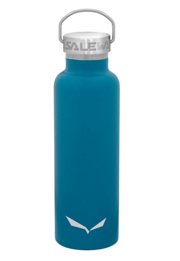 Salewa Valsura nerezová izolační láhev 0,65 l 519-8170 Maui Blue