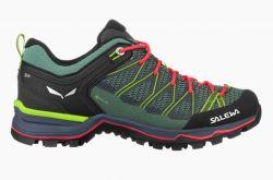 Salewa WS MTN Trainer Lite 2 GTX 61362-5585 Feld Green Fluo Coral