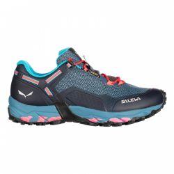 Salewa WS Speed Beat GTX 61339-8638 Patriot Blue Fluo Coral