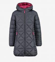 Kabát CMP Girl Titanio