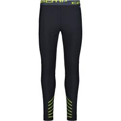 Kalhoty CMP Stretch Polyester Nero