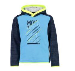 Mikina CMP Stretch Performance Azzurro