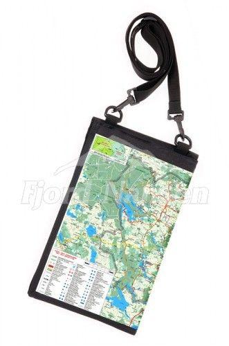 Pouzdro na mapu Fjord Nansen Map Case Apne