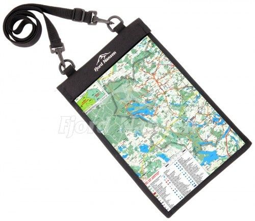 Pouzdro na mapu Fjord Nansen Map Case regular