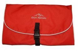Toaletní pouzdro Fjord Nansen Signo červené