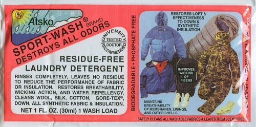 Atsko Sport-Wash jedna dávka
