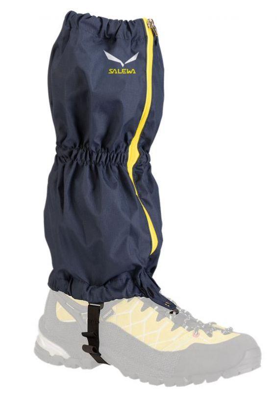 Návleky na boty Salewa Hiking L modré 2116-3850