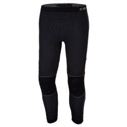 Kalhoty CMP 3/4 funkční Nero