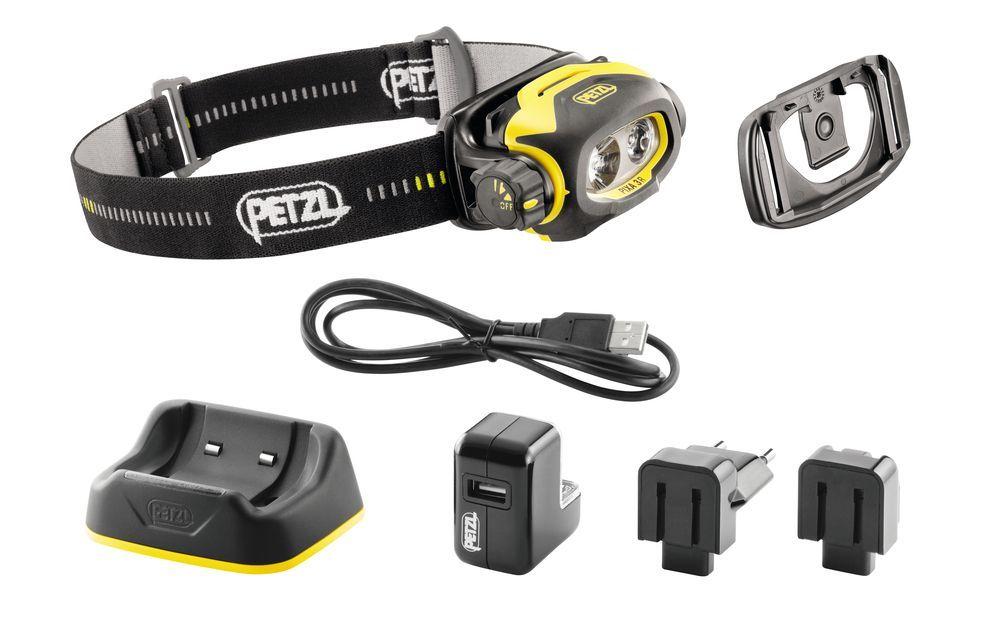 Čelová lampa Petzl Pixa 3R