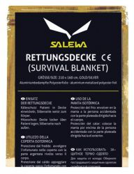 Ochranná folie Salewa Emergency Blanket