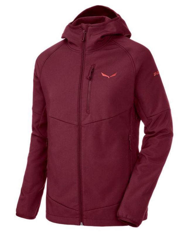 Bunda Salewa Puez Softshell 25876-1880