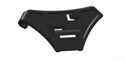 Pomoca zadní koncovka na pásy