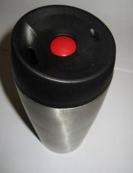 Termohrnek Fjord Nansen Lando 0.4 stříbrný